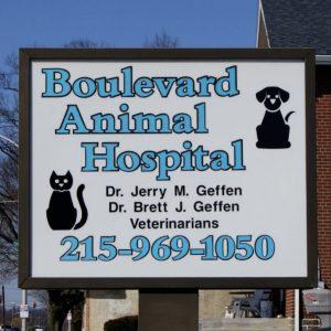 Boulevard Animal Hospital Logo
